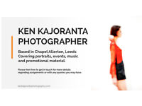 Photographer available in Leeds