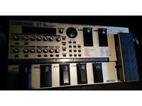 BOSS GT-6 Multi-FX Pedal w/ Amp Modelling