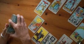 Psychic tarot and angel card readings, 35 years experience