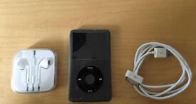 Apple iPod 7th generation black 120gb