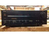 Denon PMA-920 Integrated Stereo Amplifier, Optical Class A, 2 x 115W Powerhouse!