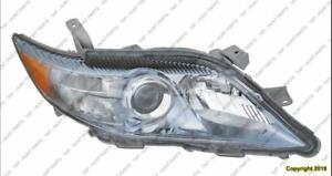 Head Lamp Passenger Side Hybrid Usa Built High Quality Toyota Camry 2010-2011