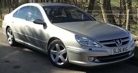 """Peugeot 607 3.0 V6 Executive**""""THE FRENCH PRESIDENTS CAR"""" ****SPRING SAVINGS LIMITED TIME OFFER**"""