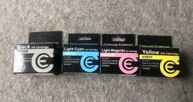 HP Photosmart Cartridges - 3 Boxes!