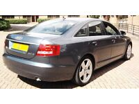 CHEAP AUDI A6 SLINE 2.0 TDI AUTOMATIC REMAPPED 160BHP 1 OWNER PASSAT A4 MERCEDES GOLF BMW A3 S LINE