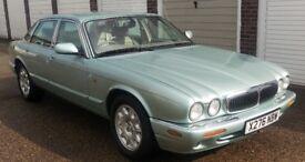 2000 Jaguar XJ 3.2 auto 4dr saloon history px welcome