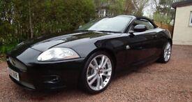 2007 Jaguar XKR Convertible (poss px)