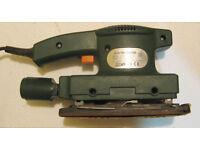 Blackspur electric sander135watt