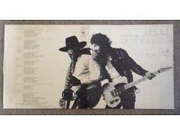 Bruce Springsteen Born to Run vinyl LP record