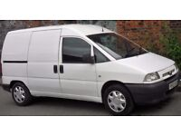 WANTED FIAT SCUDO CITROEN DISPATCH PEUGEOT EXPERT REPAIRS NOT OBJECTED TOO MOT OR NOT