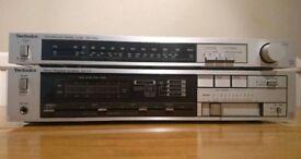 Technics SU-Z35 amplifier + ST-Z35L tuner
