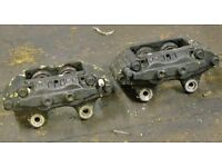 Nissan 300 ZX Front Brake Calipers, Year 1998