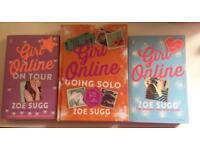 Zoella book collection