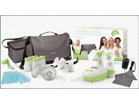 ARDO - CALYPSO TO GO - DOUBLE ELECTRIC BREAST PUMP - DELUX SET