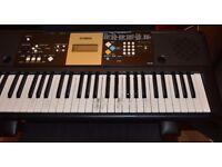 Yamaha ypt -220 keyboard