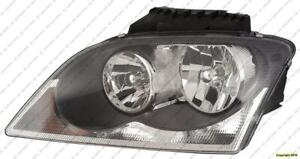 Head Light Passenger Side Without Projector Bulb High Quality Chrysler Pacifica 2004-2006