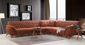 ND-2 Brand New Corner Sofa