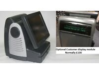 Complete epos till system with drawer & fully licenced software Fast food restauraunt takeaway