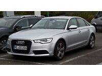 Audi A6 c7 breaking/wanted