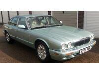 T-Z CARS PRESENT A 2000 Jaguar XJ 3.2 auto 4dr saloon history px welcome
