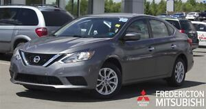 2016 Nissan Sentra SV! AUTO! HEATED SEATS! BACKUP CAM!