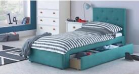 2 Shorty Beds with Storage