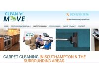 END OF TENANCY CLEANER,CLEANER SOUTHAMPTON,CARPET CLEANER,HOUSE REMOVALS
