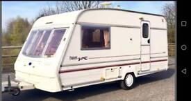 1998 Bailey Paegent Magenta 2 Berth caravan