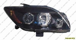 Head Light Passenger Side [With Base Package 2010][Without Base Package 2008-2010] High Quality Scion TC