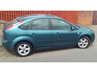 Ford Focus tdci , 2005 , Great MPG.