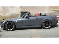 Honda S2000 . Perfect for the summer
