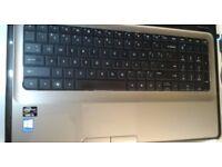 "Laptop HP G7 17.3"" LCD (1600x900). Intel Core i3 2.30GHz, 6GB DDR3, 500GB HDD, HDMI, WiFi, Bluetooth"