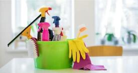 CLEANING SERVICE AND IRONING SERVICE.