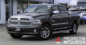 2015 Ram 1500 LARAMIE LIMITED! LEATHER! NAV!