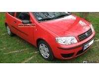 2003 FIAT PUNTO 1.2 ACTIVE IDEAL FIRST CAR MOT TILL FEB