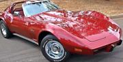 1975 Chevrolet Corvette Coupe Wodonga Wodonga Area Preview