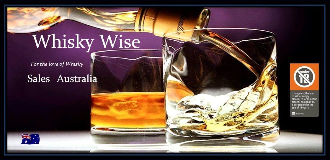 Whisky Wise Sales Australia