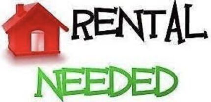 Wanted: RENTAL WANTED