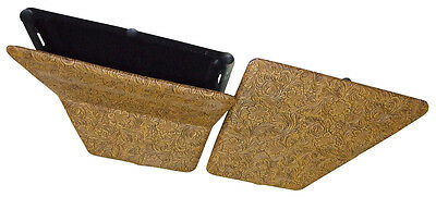 Ih 986 1086 5088 Western Cab Upholstery Door Panel Pocket Pair