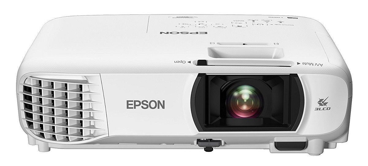 Epson Home Cinema 1060 Full HD 1080p 3,100 lumens color brig