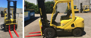 Used hyster for sale - 2020 2.5T Diesel Counterbalance Forklift Springvale Greater Dandenong Preview