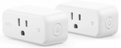 eufy 2-Pack Smart Plug Mini Works with Amazon Alexa / The Google Assistant WiFi