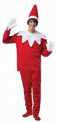 Adult Elf on the Shelf Costume - Elf On The Shelf Adult