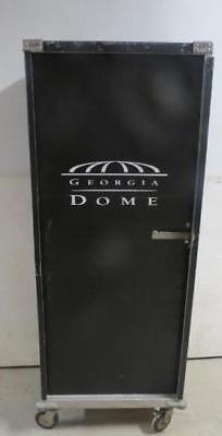 Aluminum Full Size Bun Sheet Pan Cart Cabinet Smoker Smoke House Mobile Holding