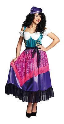 Zigeunerin Zigeunerlady Zigeunerkleid Kostüm für - Zigeuner Kleid Kostüm