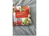 The Healthy juicer's bible book