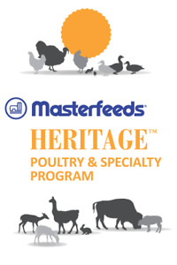Now at Atlantic Outdoor - Masterfeeds - An Alltech Company!