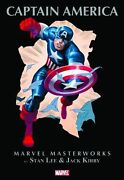 Marvel Masterworks Captain America Vol 1