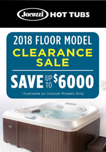 FINAL WEEK of Floor Model Clearance