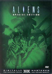 Aliens 1986 Special Edition DVD